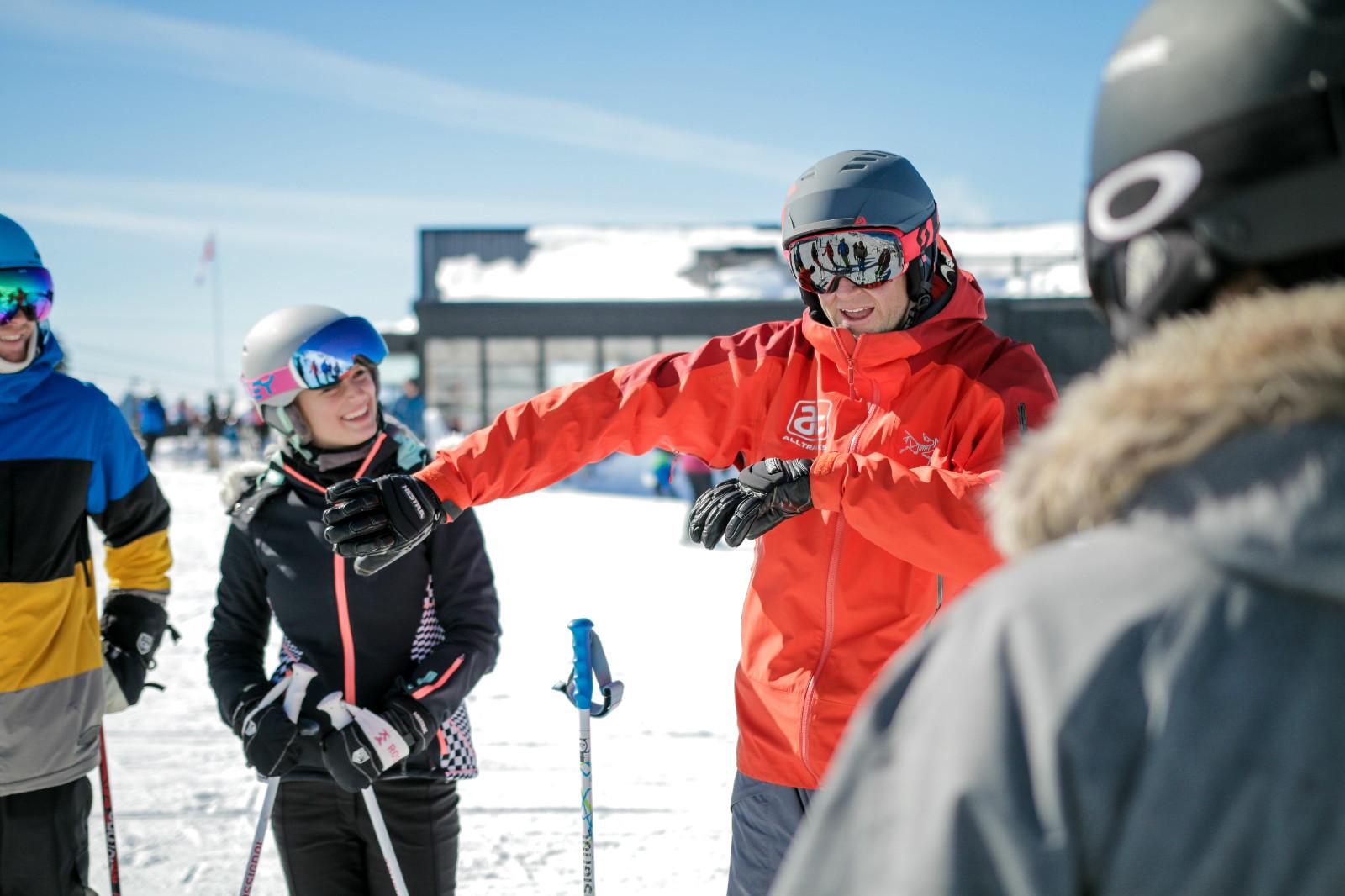 Spring Skiing Whistler