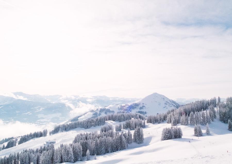 winter snow shite